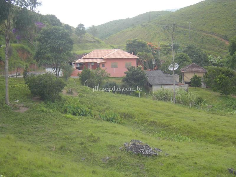 Fazenda em Juiz de Fora/MG – 220 hectares