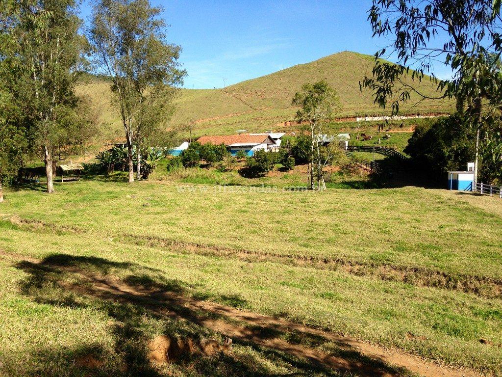 Fazenda georreferenciada com 54 hectares – Juiz de Fora – MG