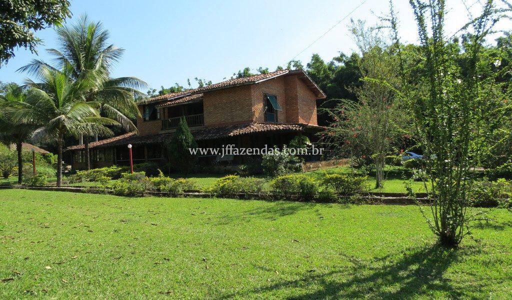 Granja em Rio Novo – MG – 1,9 hectares