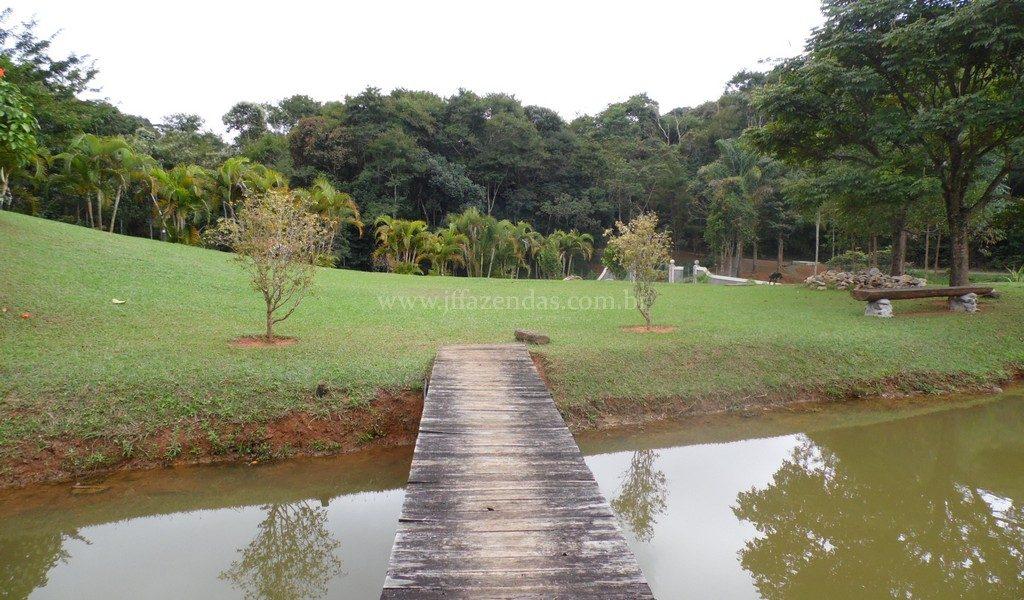 Fazenda de alto padrão – Juiz de Fora – MG – 188 hectares