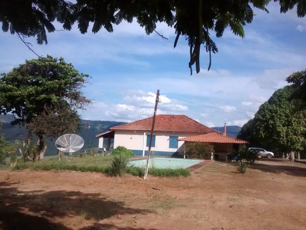 Fazenda em São João Nepomuceno – MG (Rochedo) – 238 hectares