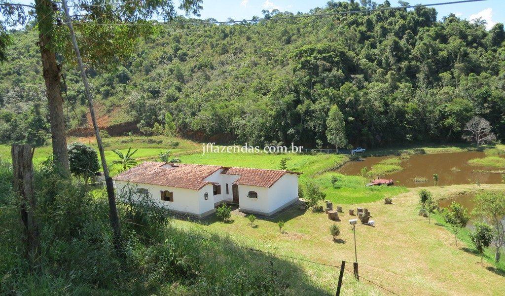 Fazenda em Torreões – Juiz de Fora/MG – 110 hectares