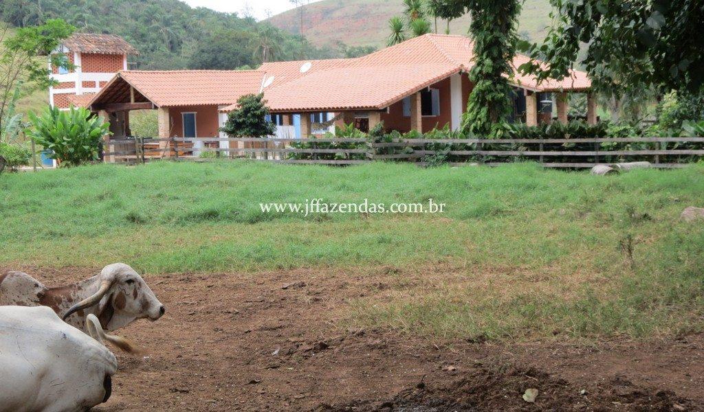 Fazenda produtora de leite – 315,5078 hectares – Guarani – MG
