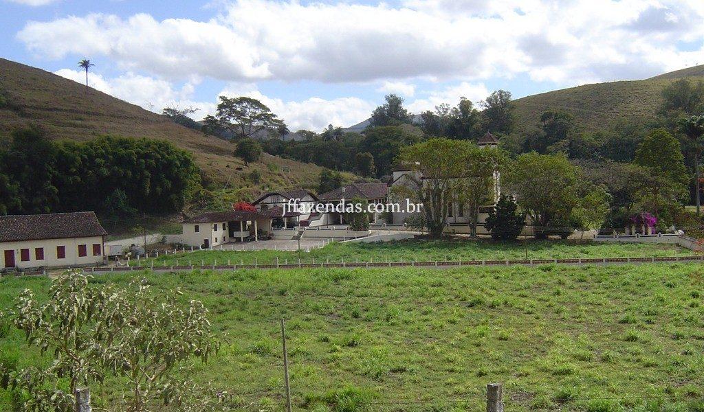 Fazenda Centenária em Juiz de Fora/MG-396 hectares