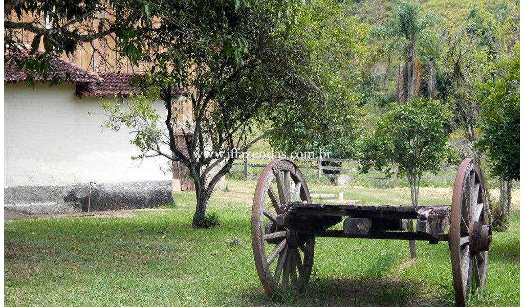 Fazenda – 180 hectares – Lima Duarte – MG
