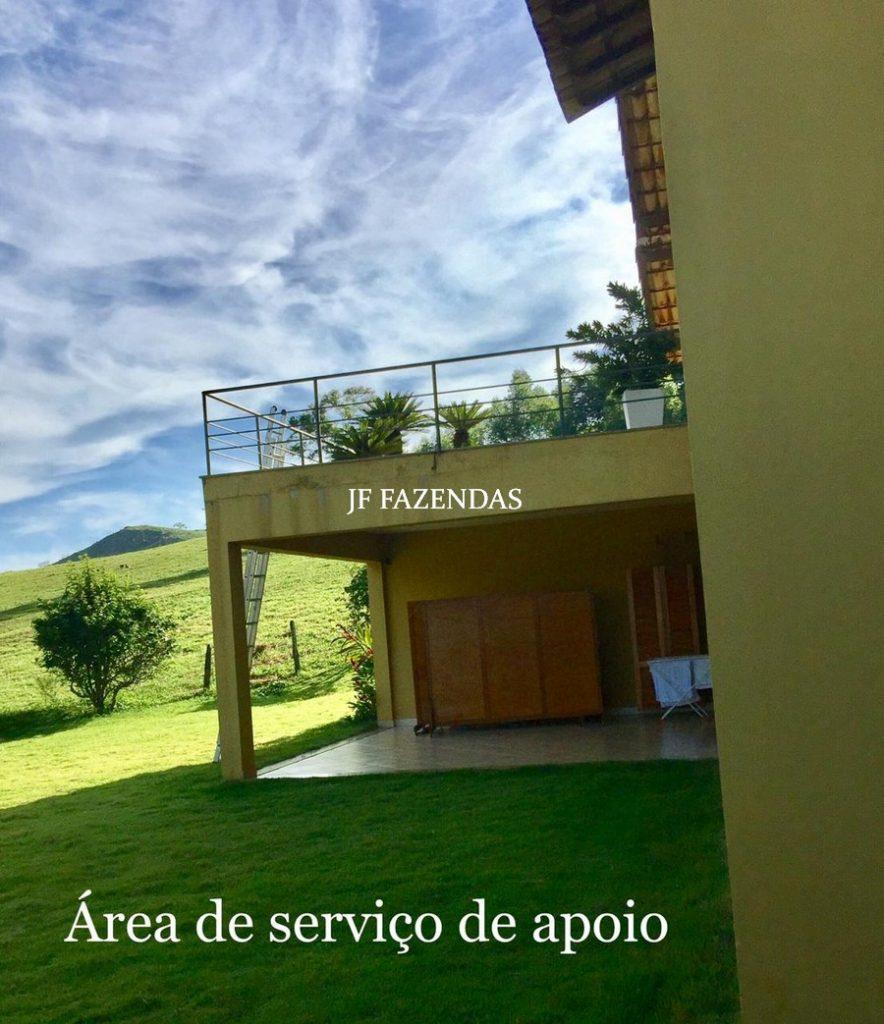 Chácara de alto padrão em Leopoldina -MG –  4,84 hectares