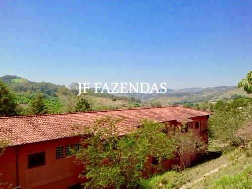 Sítio em Amparo – SP – 22,40 hectares
